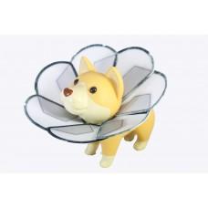 花朵防舔咬頭套【醫療板】(尺碼XL)  **台灣新型專利設計**